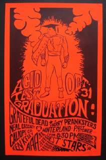 Acid Test Poster via Collectors Weekly