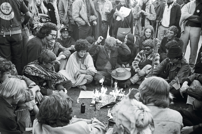 The Long Summer Of Love Historians Get Hip To Lasting Influences 60s Counterculture